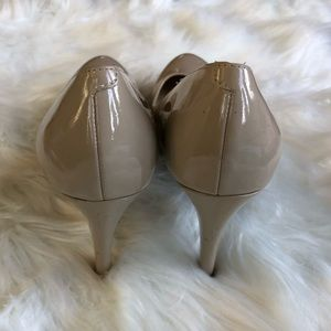 Marc Fisher Shoes - Marc Fisher Beige Pumps in sz 8